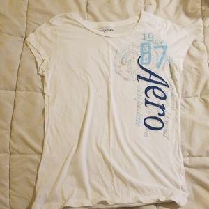 Aero Teen t-shirt white
